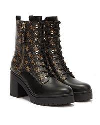 Guess Cabra2 / Ochra Boots - Brown