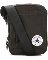 88fbee829df8 Lyst - Converse Chuck Taylor Patch Crossbody Bag In Burgundy in Red ...