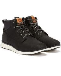 Timberland Mens Black Killington Chukka Boots