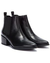 Vagabond Marja Short Womens Black Boots