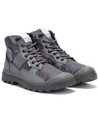 Palladium Sportcuff Urban Wp+ Mens Grey Boots