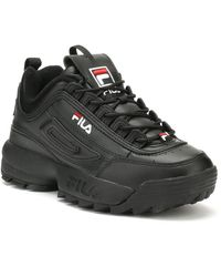Fila Disruptor Ii Premium Trainers - Black