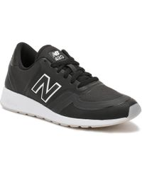 New Balance - Womens Black 420 Re-engineered Trainers - Lyst