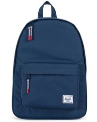 Herschel Supply Co. Navy Classic Backpack - Blue