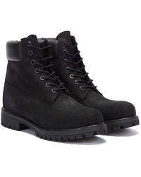 "Timberland 6"" Icon Boot - Black"