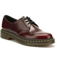 Dr. Martens Dr. Martens 1461 Vegan Mens Cherry Red Shoes