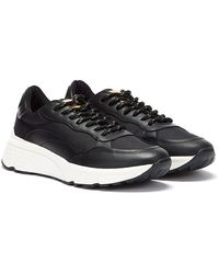 Vagabond Quincy Schwarz Sneakers