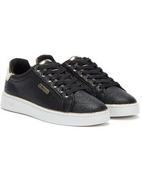 Guess Beckie Trainers - Black