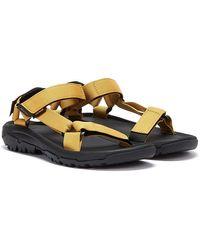 Teva Hurricane Xlt2 Honey Mustard Sandals - Yellow