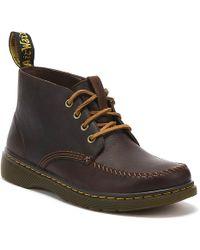 Dr. Martens Dr. Martens Holt Gregory Mens Festival Brown Chukka Boots