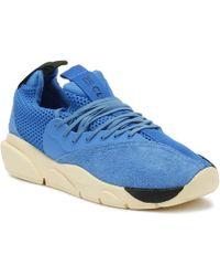 Clear Weather Cloud Stryk Talum Blue Sneakers