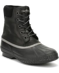 Sorel - Mens Black / Black Cheyanne Ii Boots - Lyst