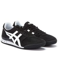 Onitsuka Tiger Ultimate 81 Baskets Noir / Blanc Pour
