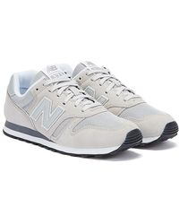 New Balance Sneaker 373 in Grau