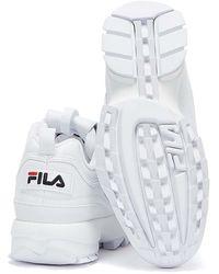 Fila - Disruptor Ii Premium Sneaker - Lyst