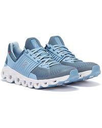 On Running Cloudswift Blaue Sneakers