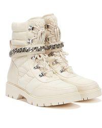 Guess Rasida Boots - Natural