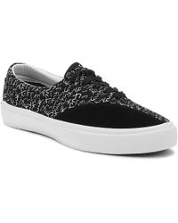 Clear Weather Donny Mens Black Sneakers