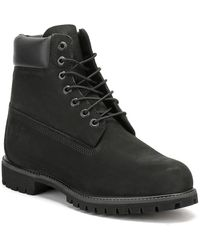 "Timberland 6"" Icon Boot - Black"
