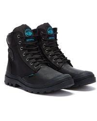 Palladium Pampa Sport Cuff Wpr Boots - Black