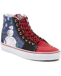 Vans Nightmare Sk8-hi Christmas Town Sneakers - Multicolour