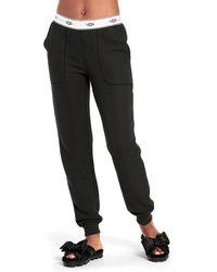 UGG UGG Cathy Womens Black Sweatpants