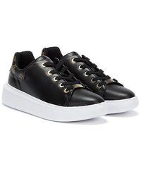 Guess Bradly 2 / Brown Sneakers - Black