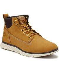 Timberland - Mens Wheat Yellow Killington Chukka Boots - Lyst