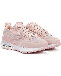 Fila Renno N Generation Rosa Turnschuhe Für - Pink
