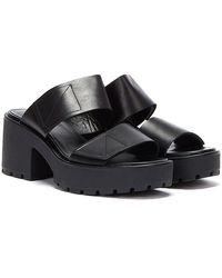 Vagabond Dioon Womens Black Sandals