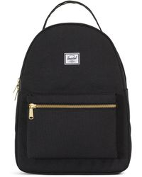 Herschel Supply Co. Black Nova Mid-volume Backpack