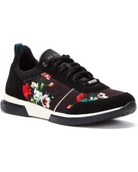 Ted Baker Ceyuh Trainers - Black