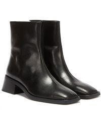 Vagabond Blanca Boots - Black