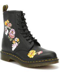 Dr. Martens Dr. Martens 1460 Vonda Ii Womens Softy Black Boots