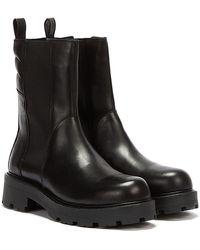 Vagabond Cosmo 2.0 Chelsea Boots - Black