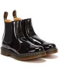 Dr. Martens Lace Fashion Boot - Black