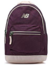 New Balance - Claret Burgundy Mini Classic Backpack - Lyst f53ddf0d451e7