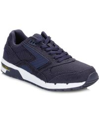 Brooks - Mens Peacoat Navy Academia Fusion Trainers - Lyst
