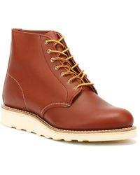 Red Wing - Round Toe Red Colorado Womens Boots - Lyst