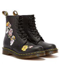Dr. Martens Dr. Martens 1460 Vonda Ii Softy Boots - Black