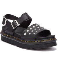 Dr. Martens Dr. Martens Voss Stud Hydro Womens Black Sandals