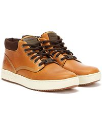 Timberland City Roam Mens Wheat Boots - Brown