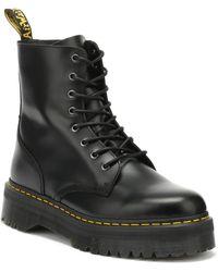 Dr. Martens Dr. Martens Jadon Black Platform Boots
