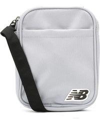 New Balance Silver City Cross-body Bag - Metallic