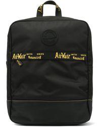 Dr. Martens Black Small Backpack