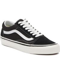 Vans Old Skool Platform Trainers - Black