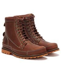 Timberland Originals Ii 6 Inch Rust Boots - Brown