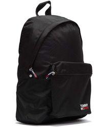 Tommy Hilfiger Tommy Jeans Campus Backpack - Black