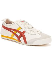 Onitsuka Tiger Mexico 66 White / Brown Sneakers