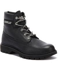 Caterpillar Lyric Womens Black Boots